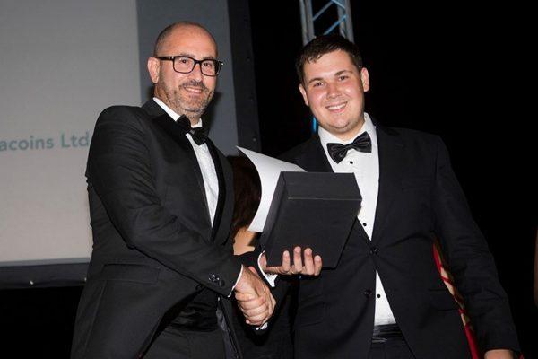 best-fintech-entrepreneur-award-adrian-kreter-instacoins-2019-fintech-malta